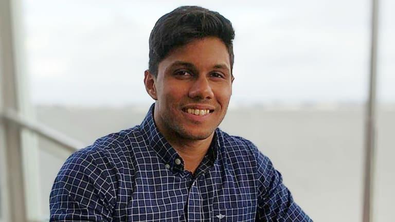 Police withdrew a terror charge against Sri Lankan national Mohamed Kamer Nilar Nizamdeen.