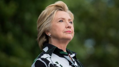 Figure of fascination: Hillary Clinton is all over our TV screens again
