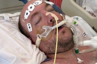 Freedy's fiance has spoken of her partner's heartbreaking regret after he died from COVID-19.