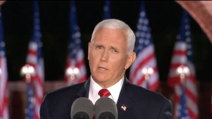 'A nation of miracles': Mike Pence touts promise of COVID-19 vaccine