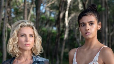 Elsa Pataky and Madeleine Madden in Tidelands.