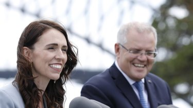 Prime Minister Scott Morrison and the Prime Minister of New Zealand Jacinda Ardern have spoken about the prospect of opening up international travel between the two countries.