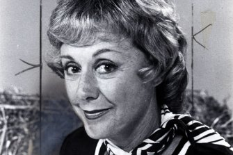 Lorrae Desmond as Shirley in A Country Practice.