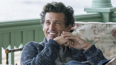 Patrick Dempsey Puts Mcdreamy To Rest With Murder Mystery