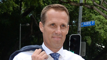 Rod Harding is Labor's 2020 lord mayoral candidate.