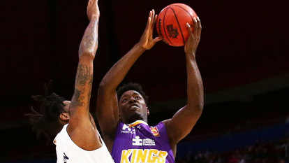 Kings import Tate ready for another crack at NBA