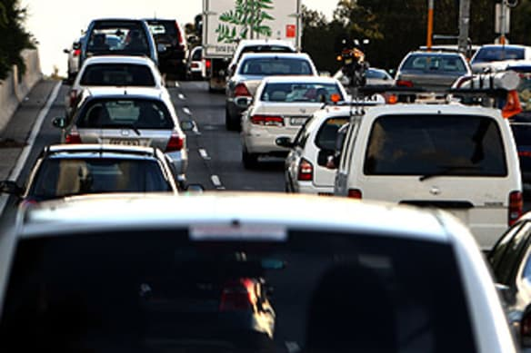 Drivers struggle to hit 30km/h on Brisbane's most congested roads