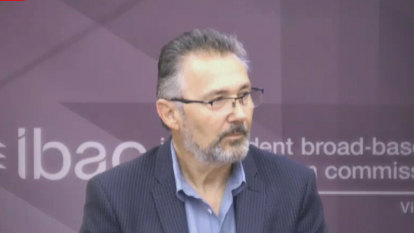 IBAC phone taps reveal Transclean director discussing payments to train bosses