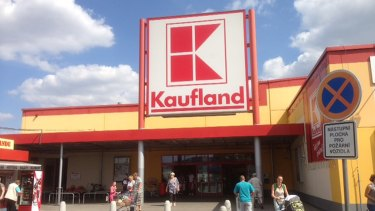 Kaufland is part of the world's fourth-largest grocery conglomerate.