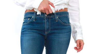 Do you wash your jeans only when they can walk out of the room by themselves?