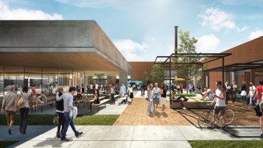 Stomping Ground will open a brewpub inMoorabbin's Morris Moor development.