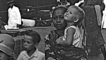 They Call Me Babu is a film about the 'forgotten women' who were nannies for Dutch families in Indonesia.