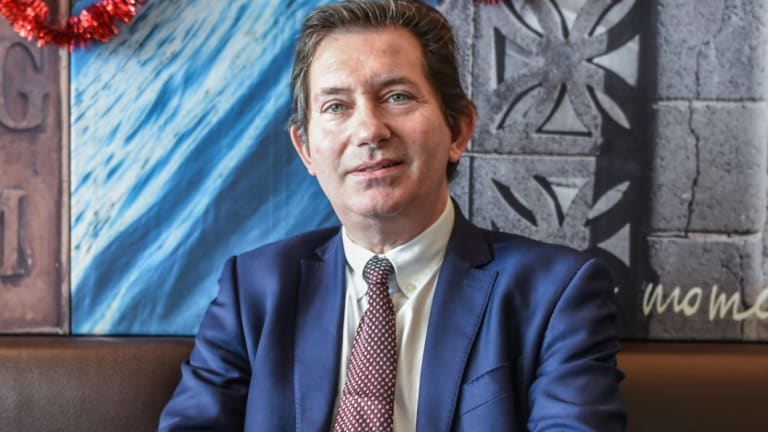 """""""Universities need to evolve,"""" UNSW's vice-chancellor Ian Jacobs says."""