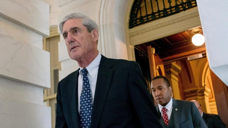 There are signs that Russian trolls have also targeted special counsel Robert Mueller's investigation into Russia's election interference.