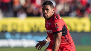 Siliva Havili is a believer in Tonga's direction.