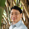 Bamboozled in the bamboo, quick-thinking professor turns to batteries