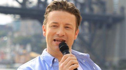 The naked truth might be that the public is getting tired of Jamie Oliver