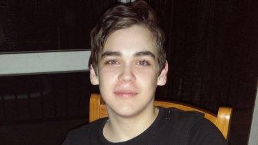 Murdered: 15-year-old Brayden Dillon.
