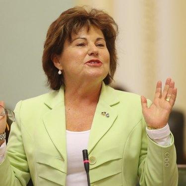 Former Labor MP Jo-Ann Miller.
