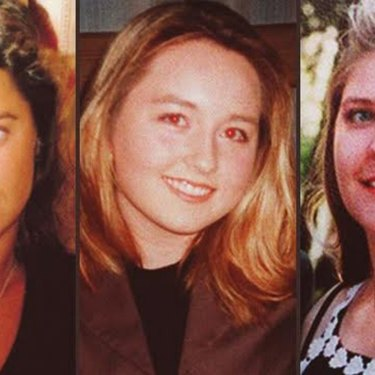 Victims. Ciara Glennon, Sarah Spiers and Jane Rimmer.