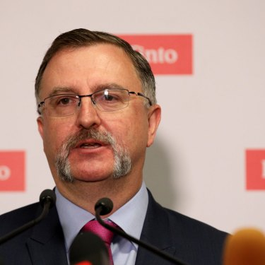 Chris Salisbury, Rio Tinto's chief executive of iron ore, says there was a misunderstanding.