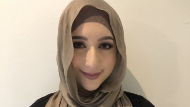 Shaymah Alkhair, as a student and the recent target of vilification, she would like a civil discussion about subjects touching in faith.