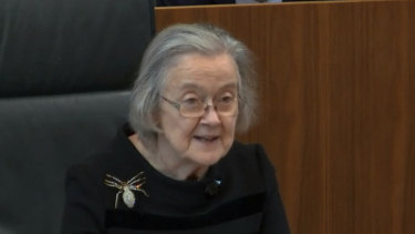 Supreme Court Chief Justice Brenda Hale delivers the decision.