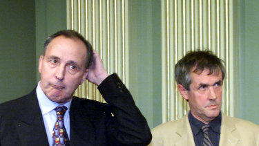 Don Watson was Paul Keating's wizard with words.