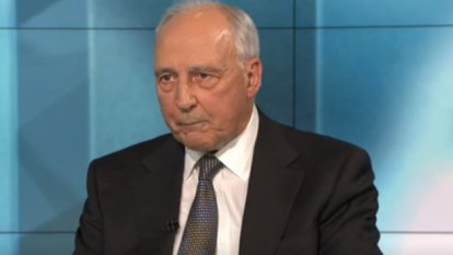 Bill Shorten failed to understand the middle class, Paul Keating says