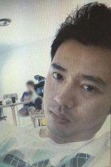Shu Jian Lim posted this photo of himself to WeChat on the day he was last seen.