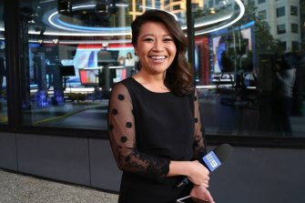 Today Perth News presenter Tracy Vo will join the Today show in Sydney from 2020.