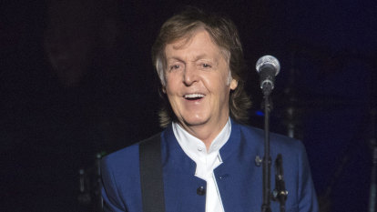 Third time's the charm from old charmer Sir Paul