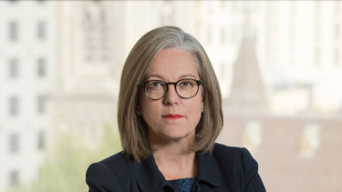 ASIC deputy chair Karen Chester wants to move beyond disclosure.
