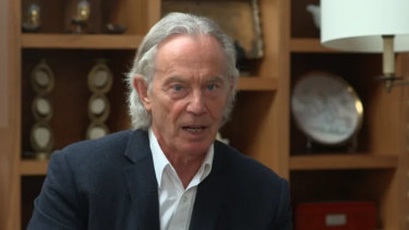 Tony Blair has issued dire warnings for the future of the centre-left if it doesn't adopt his suggestions. Others see his prescriptions as the self-serving claims of a man who soared to government only to lead the country into the Iraq War.