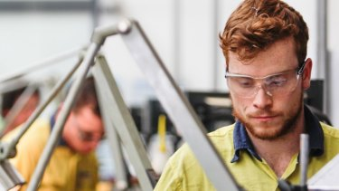 Funding for vocational education and training slumped to a 10-year low in 2018.