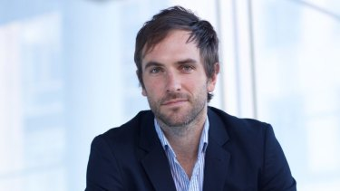 GetSwift CEO and founder Joel Macdonald.