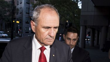 Outgoing NAB chairman Ken Henry has been credited for his public service.