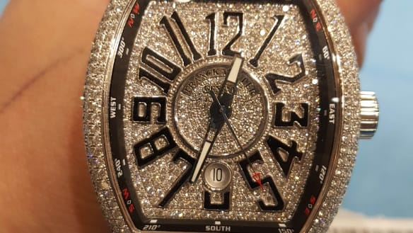 $3.5 million in watches seized in raid on eastern suburbs diamond dealer