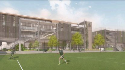 Residents oppose Trinity Grammar's $128m revamp over traffic, loss of city views