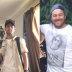 Jason De Silva (L), 20, and Jeff Hibbard (R), 33.