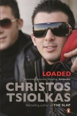 The book Loaded by Christos Tsiolkas.