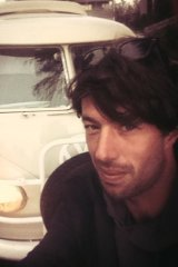 Sean McKinnon, 33.
