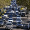 Traffic on Punt Road worse than before pandemic as public transport shunned