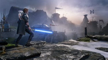 Fallen Order takes players to planets both familiar and new in an original story set between films.