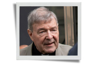 George Pell was a powerful voice against giving communion to gay Catholics.