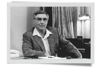 Ronald Conway, the psychologist who acted as mental-health gatekeeper to Corpus Christi seminary.