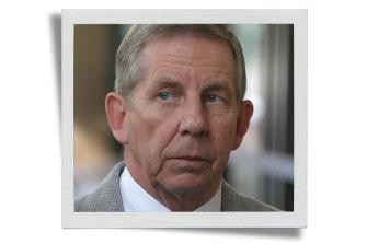 Former Salesian teacher and child abuser Frank Klep.