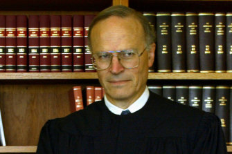 Former High Court judge Dyson Heydon was investigated for sexual harassment.