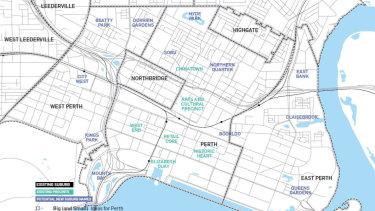 Ideas for Perth neighbourhoods.