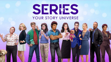 The are Series stories for a wide range of fan-favourite shows.